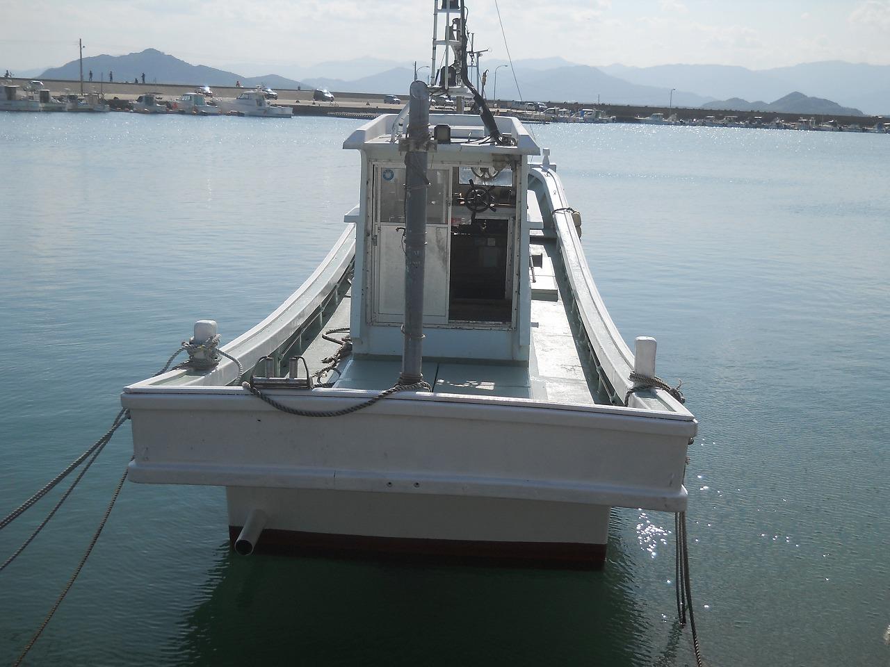 ヤンマー漁船中古 ヤンマー漁船中古 « » ヤンマー漁船